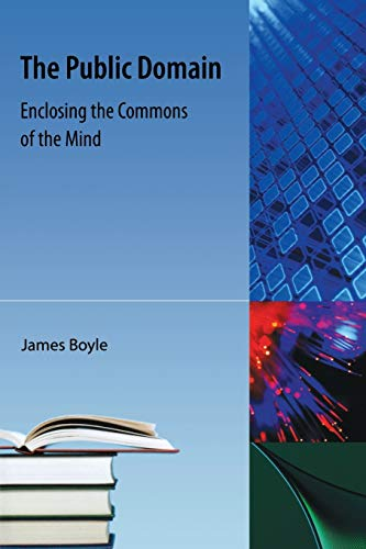 9781616100773: The Public Domain: Enclosing the Commons of the Mind