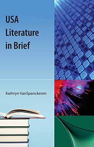 9781616100841: USA Literature in Brief