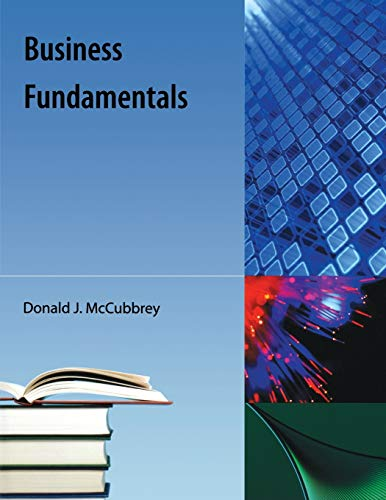 9781616101442: Business Fundamentals (Global Text Project)