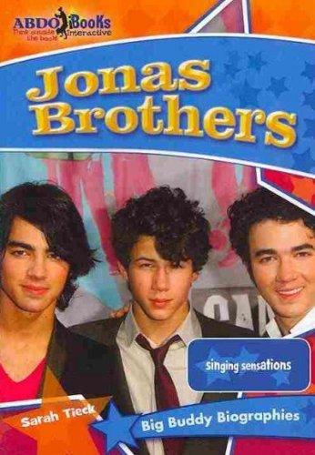 9781616130725: Jonas Brothers (Big Buddy Biographies)