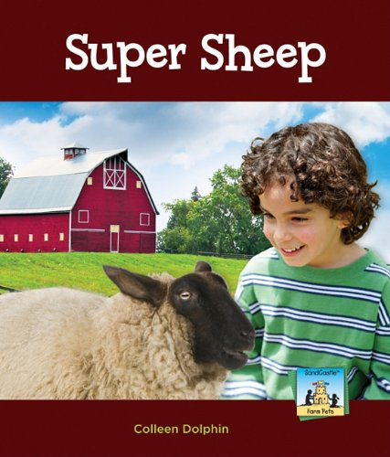 Super Sheep (SandCastle: Farm Pets): Dolphin, Colleen