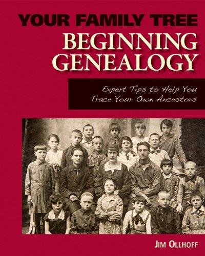 9781616134600: Beginning Genealogy (Your Family Tree)