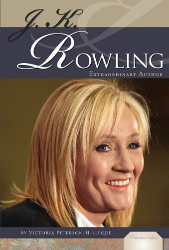 J. K. Rowling: Extraordinary Author (Library Binding): Victoria Peterson-Hilleque