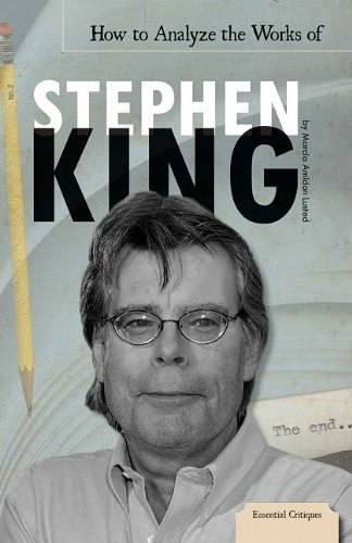 9781616135362: How to Analyze the Works of Stephen King (Essential Critiques)