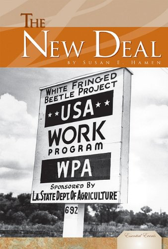 9781616136840: The New Deal (Essential Events)