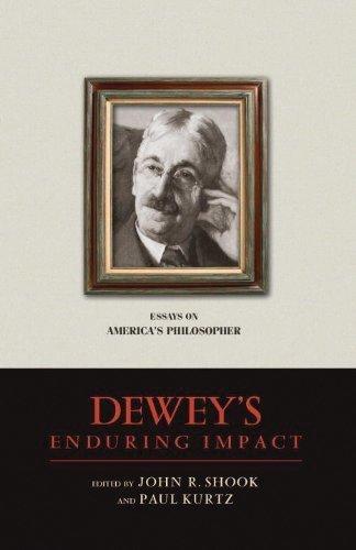9781616142292: Dewey's Enduring Impact: Essays on America's Philosopher