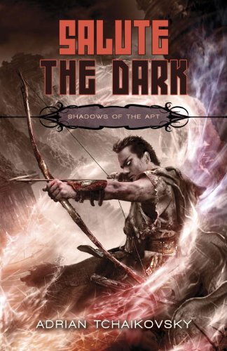 9781616142391: Salute the Dark (Shadows of the Apt, Book 4)