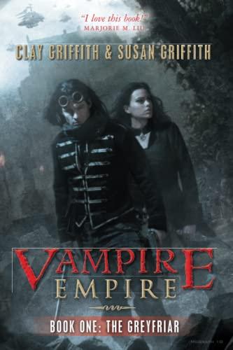 9781616142476: The Greyfriar (Vampire Empire)