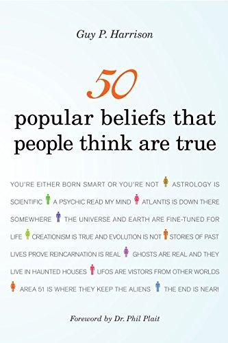 50 Popular Beliefs That People Think Are True: Guy P. Harrison