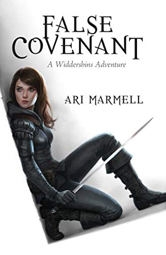 9781616146214: False Covenant (Widdershins Adventure)