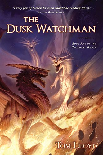 9781616146306: The Dusk Watchman (Twlight Reign)