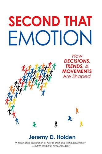 Second That Emotion: Holden, Jeremy D.