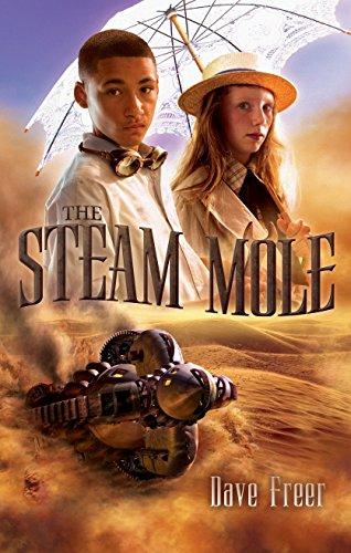 9781616146924: The Steam Mole (Cuttlefish)