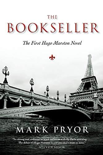 9781616147082: The Bookseller: The First Hugo Marston Novel