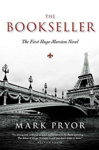 9781616147082: The Bookseller: The First Hugo Marston Novel