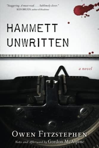 9781616147143: Hammett Unwritten