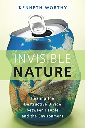 9781616147631: Invisible Nature: Healing the Destructive Divide Between People and the Environment
