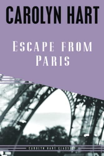 9781616147938: Escape from Paris (Carolyn Hart Classics)