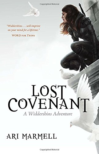9781616148119: Lost Covenant: A Widdershins Adventure