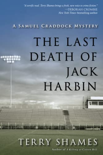 The Last Death of Jack Harbin: A Samuel Craddock Mystery (Samuel Craddock Mysteries)