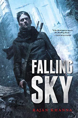 Falling Sky: Rajan Knanna