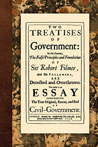 9781616190347: Two Treatises of Government