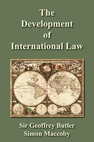 9781616190552: The Development of International Law