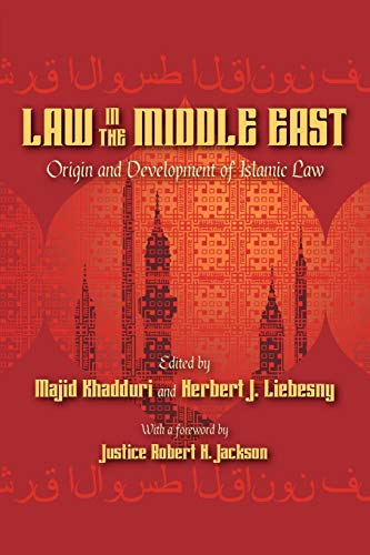 9781616191177: Law in the Middle East
