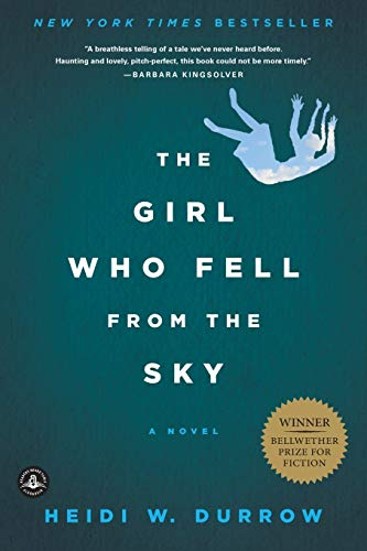 9781616200152: The Girl Who Fell from the Sky