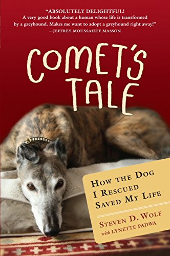 Comet's Tale: How the Dog I Rescued Saved My Life: Wolf, Steven; Padwa, Lynette