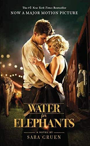 9781616200718: Water for Elephants Film Tie in