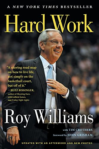 9781616201074: Hard Work: A Life On and Off the Court