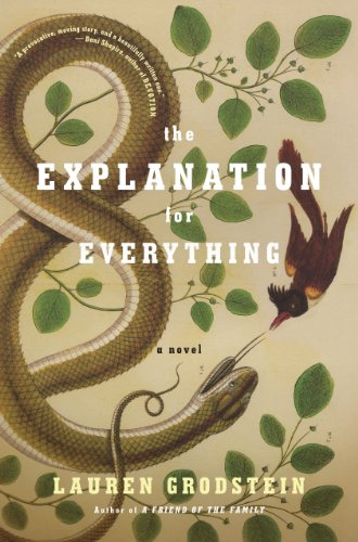The Explanation of Everything: Grodstein, Lauren