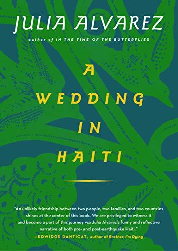 A Wedding in Haiti: Alvarez, Julia