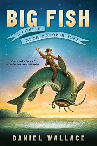 9781616201647: Big Fish: A Novel of Mythic Proportions