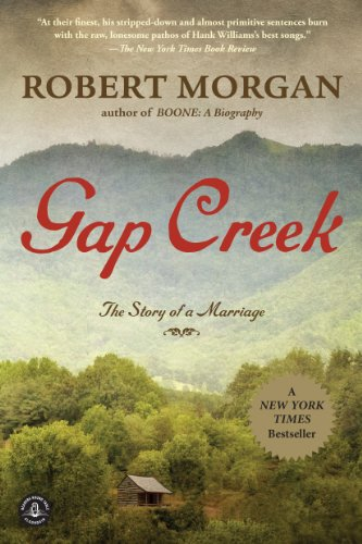 9781616201760: Gap Creek: A Novel