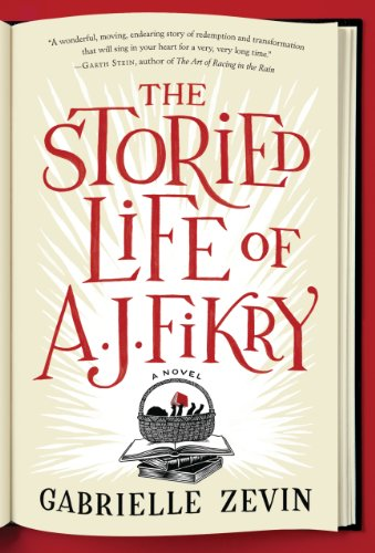 The Storied Life of A.J. Fikry (SIGNED)
