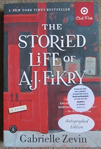 9781616205560: The Storied Life of A.J. Fikry