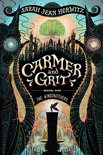 9781616206635: The Wingsnatchers: Carmer and Grit, Book One