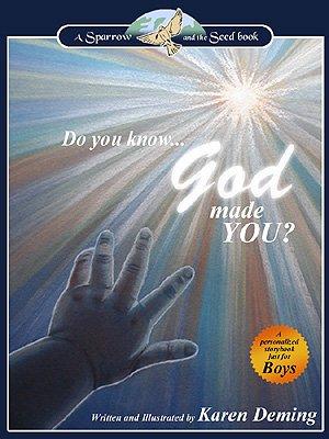 9781616230302: Do You Know God Made You? (For Boys)
