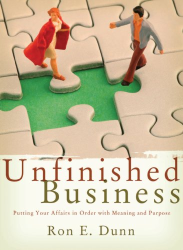 9781616236403: Unfinished Business