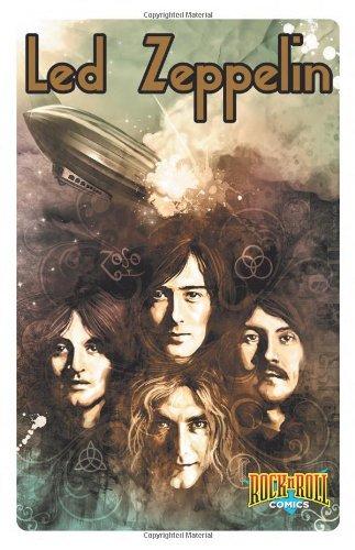 9781616239398: Rock & Roll Comics: Led Zepplin (Rock N Roll Comics)