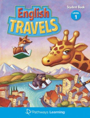 9781616240004: English Travels (English Travels, Student Book Level 1)