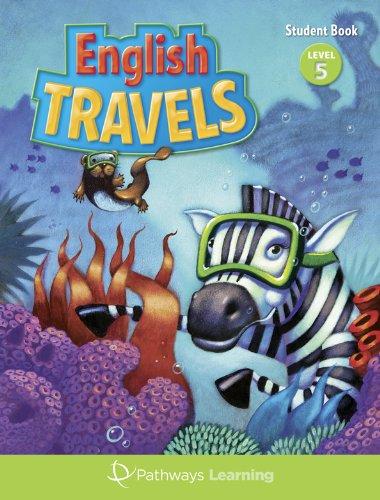 9781616240042: English Travels (English Travels, Student Book Level 5)