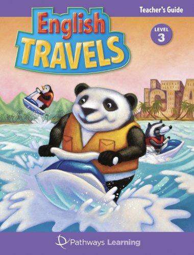 9781616240080: English Travels (English Travels, Teacher Edition Level 3)
