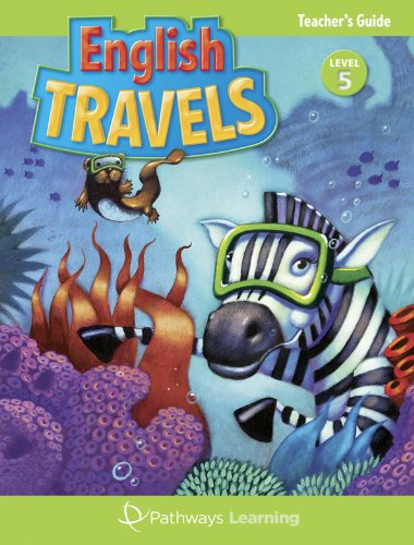 9781616240103: English Travels (English Travels, Teacher Edition Level 5)