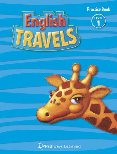 9781616240127: English Travels (English Travels, Practice Book Level 1)