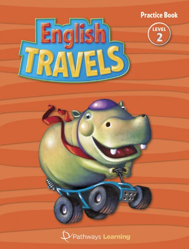 9781616240134: English Travels (English Travels, Practice Book Level 2)