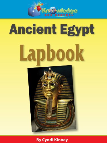 9781616250140: Ancient Egypt Lapbook - CD