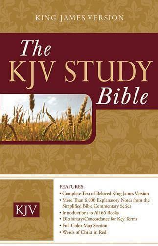9781616260361: The KJV Study Bible (King James Bible)
